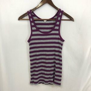 3/$15 J. Crew Ribbed Tank Top
